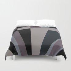 Razzle Dazzle Camouflage Graphic Art Duvet Cover