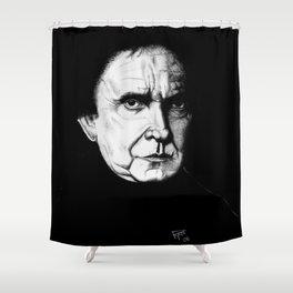 Cash Shower Curtain