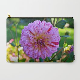 Pink Flower #2 Carry-All Pouch
