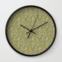Toi Toi Wall Clock
