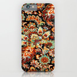 Imperial Paisley iPhone Case
