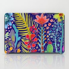 in the migthy jungle iPad Case