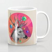 animals Mugs featuring animals by mark ashkenazi