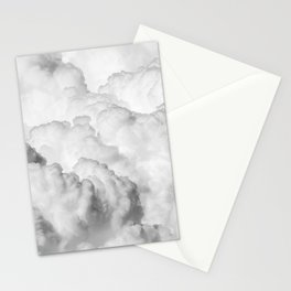 White Clouds Stationery Cards