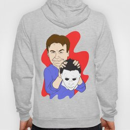 Michael Myers Unmasked Hoody