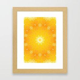 k08 Framed Art Print