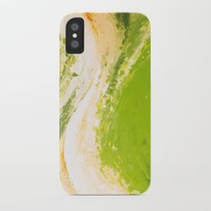 Abstract painting II Slim Case iPhone X