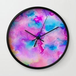 Ink 139 Wall Clock