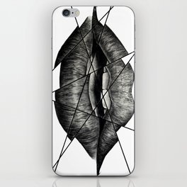 Passionate As Sin iPhone Skin