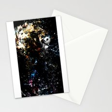 nightmare before christmas Stationery Cards