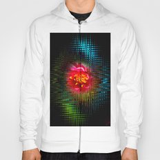 Abstraction of nature Hoody