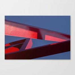 The Art Sign Canvas Print