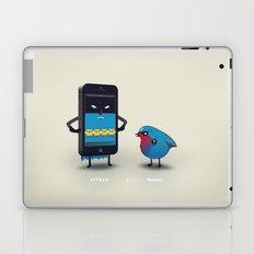 Appman & Tweetin' Laptop & iPad Skin