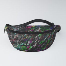 Shattered TV Fanny Pack