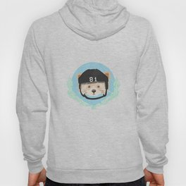 Red Panda Penguin Hoody