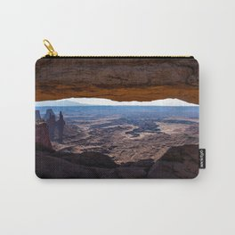 Mesa Arch - Canyonlands National Park Carry-All Pouch