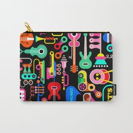 Musical Composition Carry-All Pouch