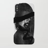 scream iPhone & iPod Cases featuring Scream  by Benson Koo