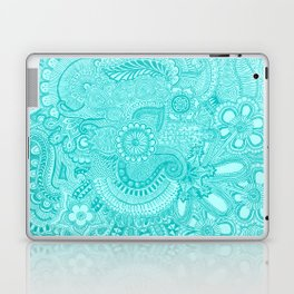 millions aqua Laptop & iPad Skin