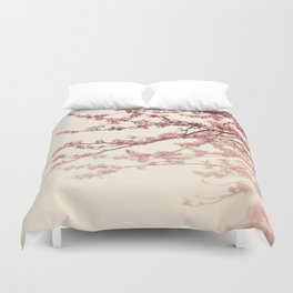 Words as Weapons Duvet Cover