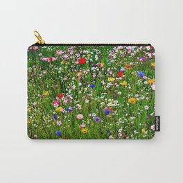 Flowers of love. Carry-All Pouch
