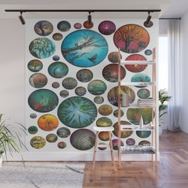 Art O Mat Series 1 Wall Mural