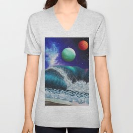 The Fourth Coast Unisex V-Neck