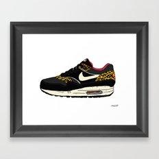 Airmax Framed Art Print