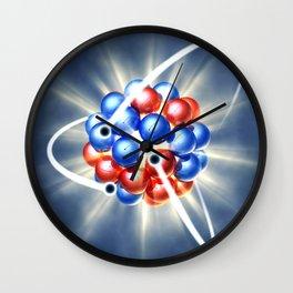 Atomic model Wall Clock