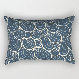 Abstract Pattern V Rectangular Pillow