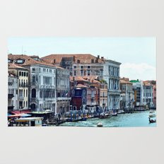 Along the Grand Canal Rug