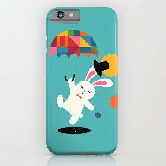On the way to wonderland iPhone & iPod Case
