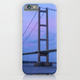 Humber Bridge Tower iPhone Case