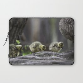 Baby Gosling Laptop Sleeve