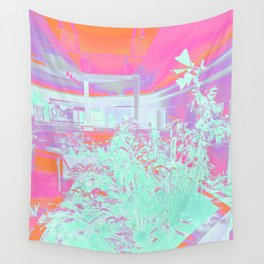 Shopping Trip Wall Tapestry