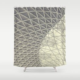 CANOPY 02B Shower Curtain