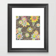 Antoinette Framed Art Print