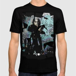 It Can't Rain All The Time Crow T-shirt
