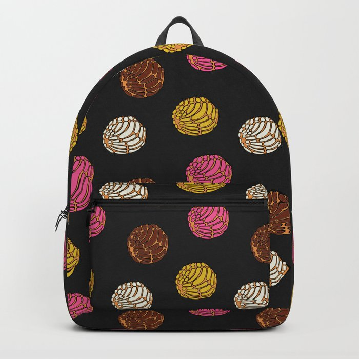 ea091a012b51 Pan Dulce Backpack by yocelynriojas