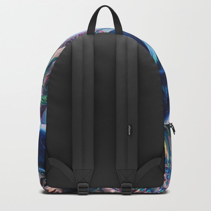 The Rustle of Narwhal's Wings Backpack