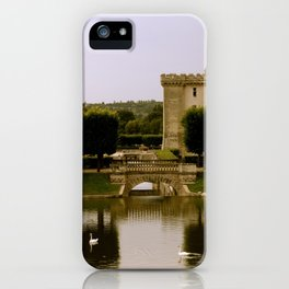 Château de Cygnes iPhone Case
