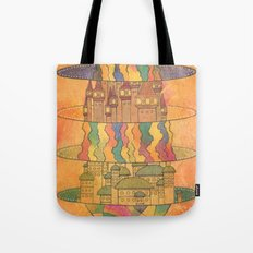 Subspaces Tote Bag
