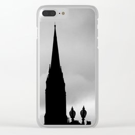 Chapel Clear iPhone Case
