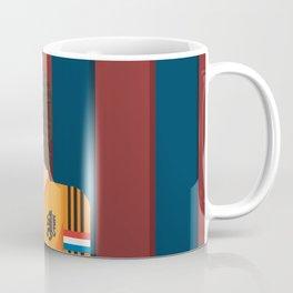Johan Cruyff, The Godfather of Modern Football Coffee Mug