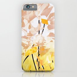 it's in the air iPhone Case