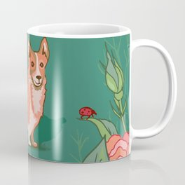 Windsor Rose Garden Coffee Mug