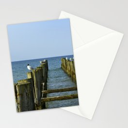 Pilings Stationery Cards