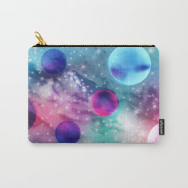 Vaporwave Pastel Space Mood Carry-All Pouch