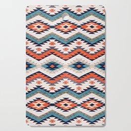 N70 - Bohemian Traditional Vintage Farmhouse Moroccan Style Artwork  Cutting Board