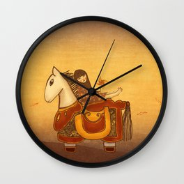 Dream Horse Wall Clock